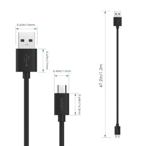 compatibilite pack 3 cables aukey