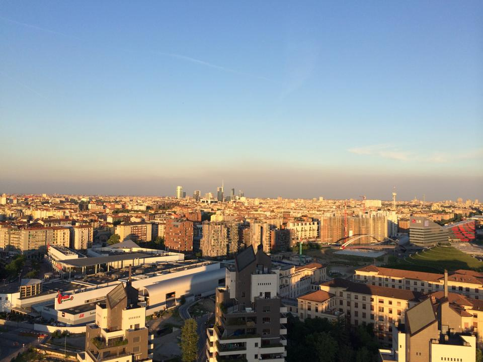 UNICO MILANO WJC TOWER VISTA