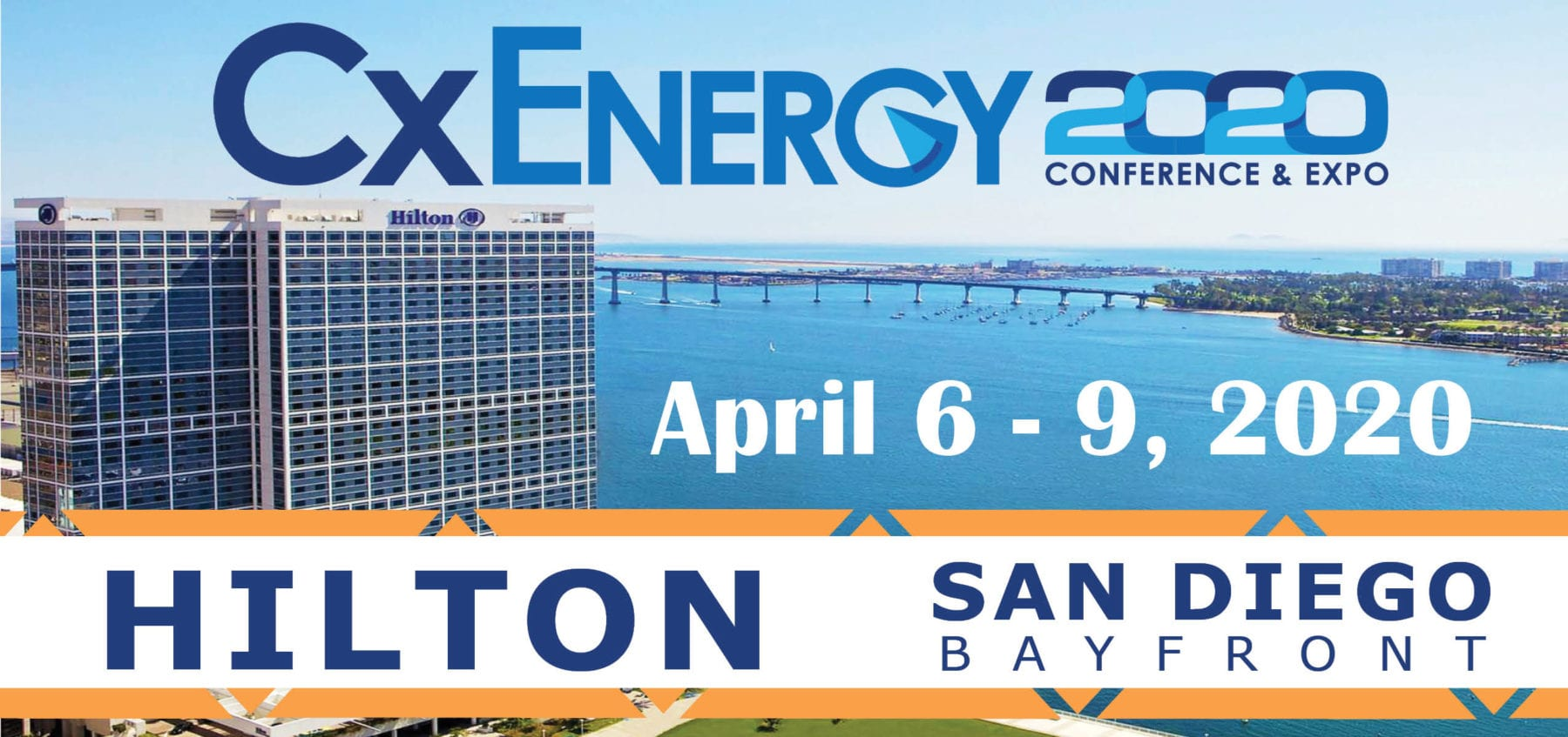 Save The Date For Cxenergy 2020 Conference Expo April 6