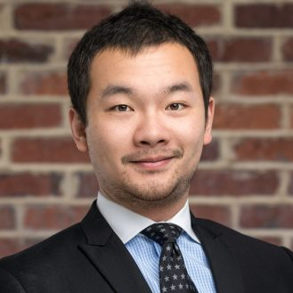 Louis Yi Lu, International Sales Manager, Destination D.C.
