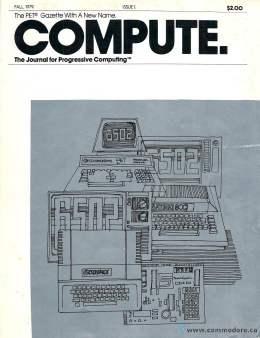Compute! Magazine Issue #1 - Fall 1979