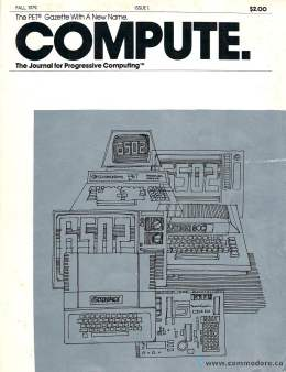 Compute! Magazine Issue #1 - Fall 1979