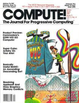 Compute! Magazine Issue #11 - April 1981