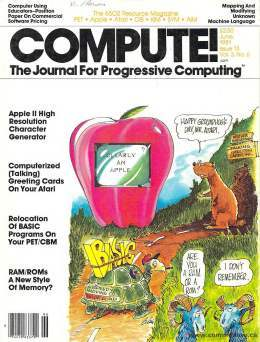 Compute! Magazine Issue #13 - June 1981
