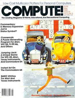 Compute! Magazine Issue #36 - May 1983