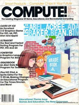 Compute! Magazine Issue #40 - September 1983