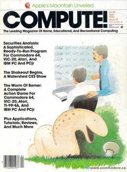 Compute! Magazine Issue #47 - April 1984