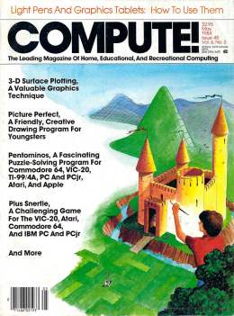 Compute! Magazine Issue #48 - May 1984