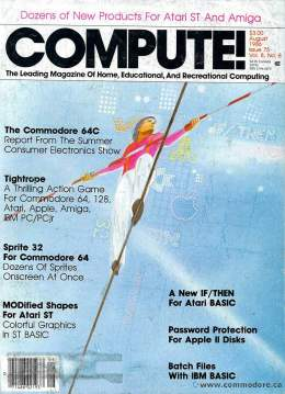 500d3eb55d37b COMPUTE! Magazines – Issue 44 Through 90 – Commodore Computers ...
