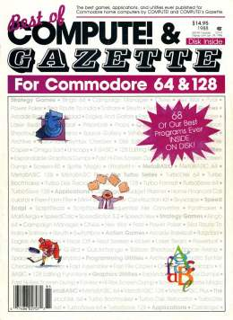 Best Of Compute Gazette - Commodore  64 128