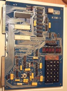 Commodore KIM1 - Rev F BLUE