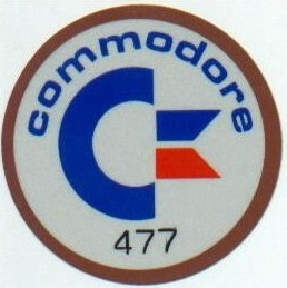 COMMODORE FACTORY PARKING TAG: From West Chester, Pennsylvania factory.