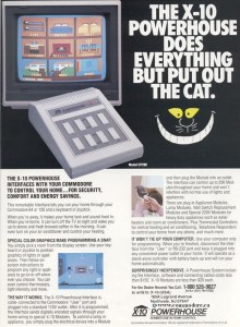 X10 - X10 Powerhouse Does Everything But Put the Cat Out - Compute! - Jan 86