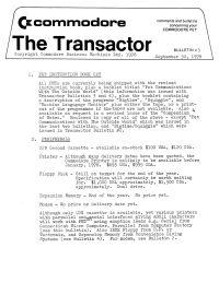 The Transactor Vol 1 05 1978