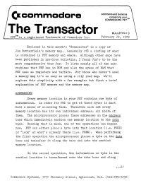 The Transactor Vol 1 09 1979