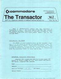 The Transactor Vol 2 03 1979