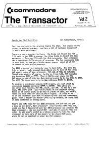 The Transactor Vol 2 06 1979