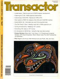The Transactor Vol 9 04 1989
