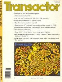 The Transactor Vol 9 05 1989