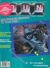 Run Issue 19 - 1985
