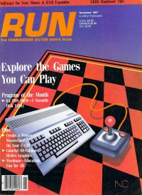 Run Issue 47 - 1987