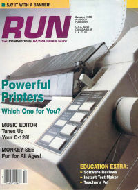 Run Issue 58 - 1988
