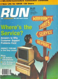Run Issue 65 - 1989