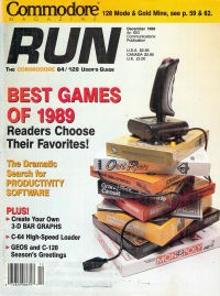 Run Issue 72 - 1989