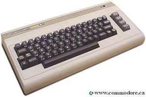 Commodore 64 – The Best Selling Computer In History