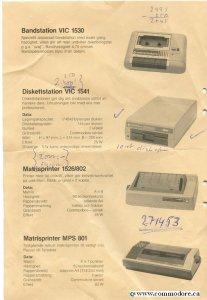Commodore-VIC-20-C64-Swedish-Peripherals-Brochure-