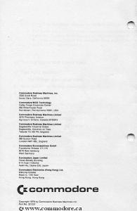 Commodore PET diagnostics