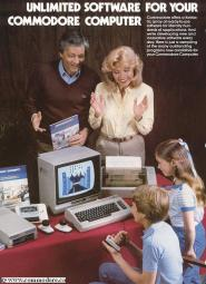 Commodore 64 Software