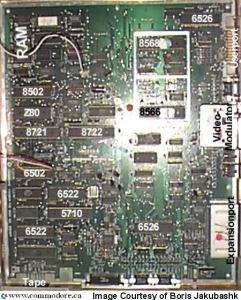 commodore-c128d_board