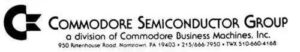 commodore-semi-conductor-group-mos-csg