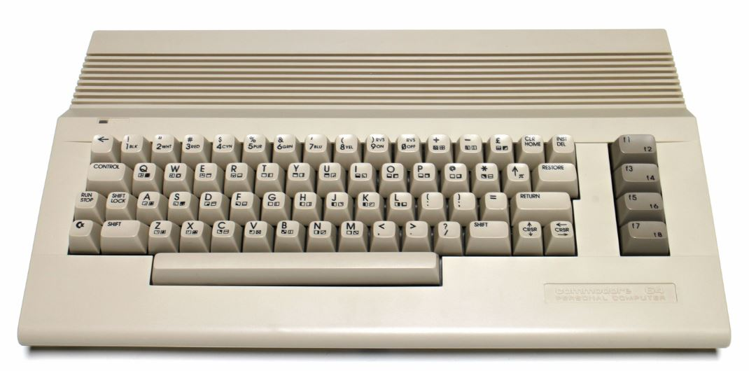 Commodore 64 – The Best Selling Computer In History – Commodore
