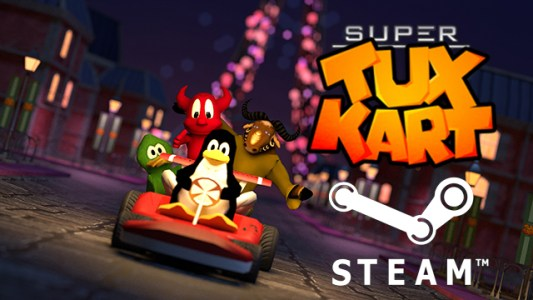 Super Tux Kart Steam