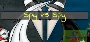 Spy Vs Spy copertina