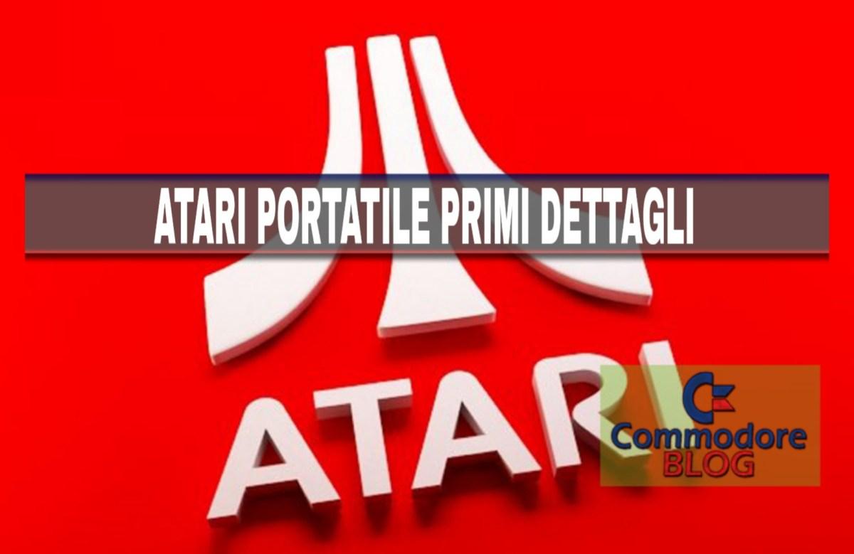Atari portatile, primi dettagli