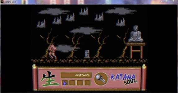 katana Soul secondo articolo