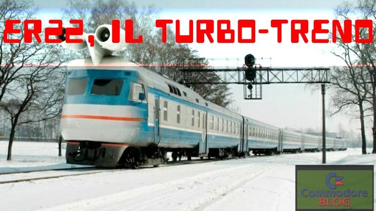 ER22, il turbo-treno