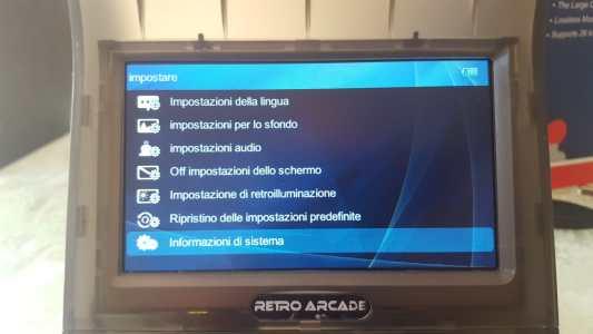 rs-07 settings