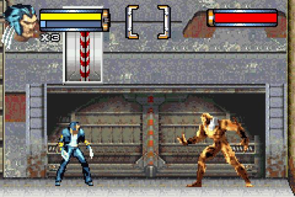 Wolverine vs Sabretooth