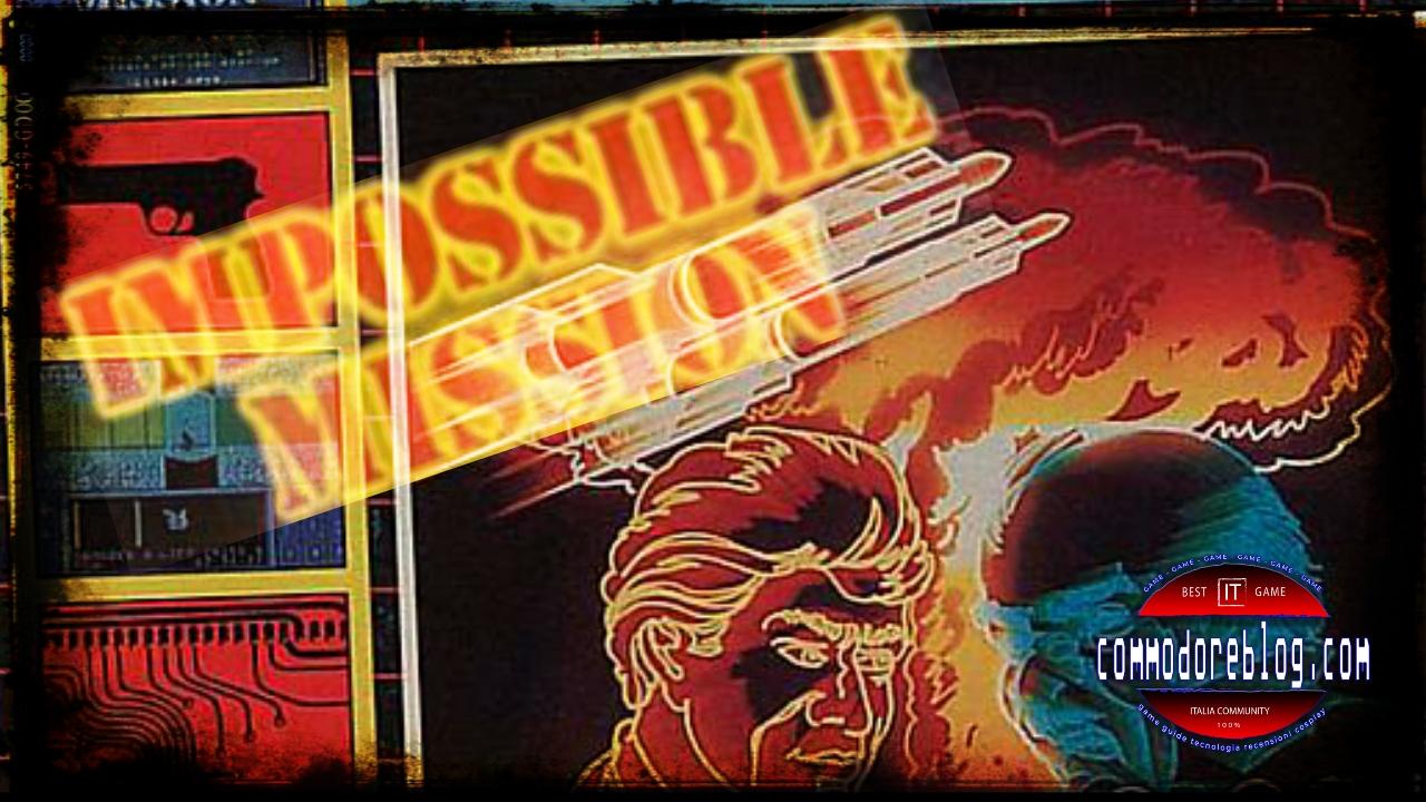 Impossible Mission – Commodore 64