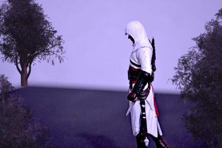 Assassin's Creed cyberpunk2077