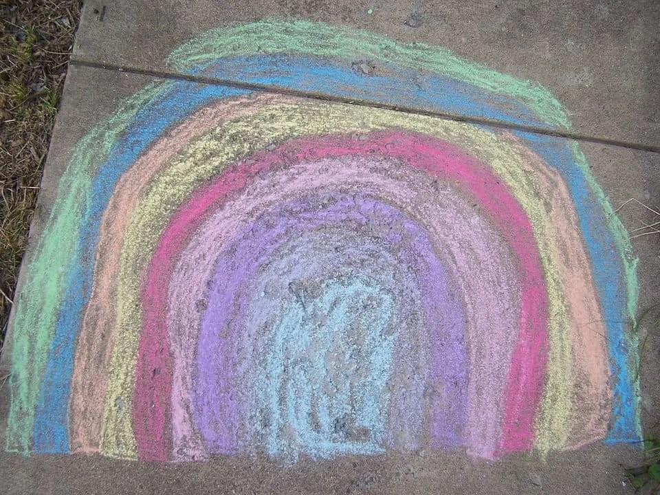 driveway chalk