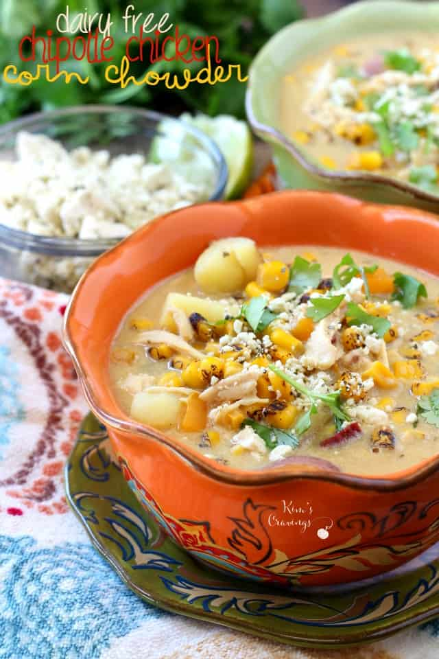 low calorie high protein corn chowder