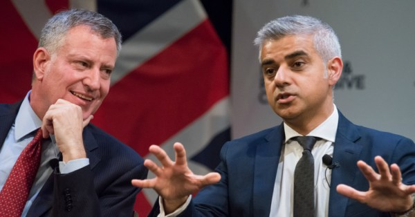 London and NYC Mayors Call on Every Major City in the World to Divest From Climate-Destroying Fossil Fuels