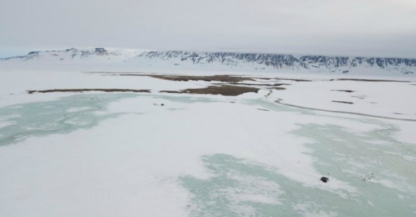 In Twist of Climate Crisis, Study Finds Extreme Arctic Snowfall in 2018 Caused Near