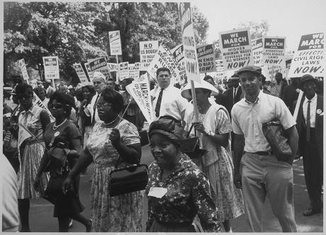 Civil Rights March on Washington. (Photo: Archives Foundation. CC-BY-2.0)