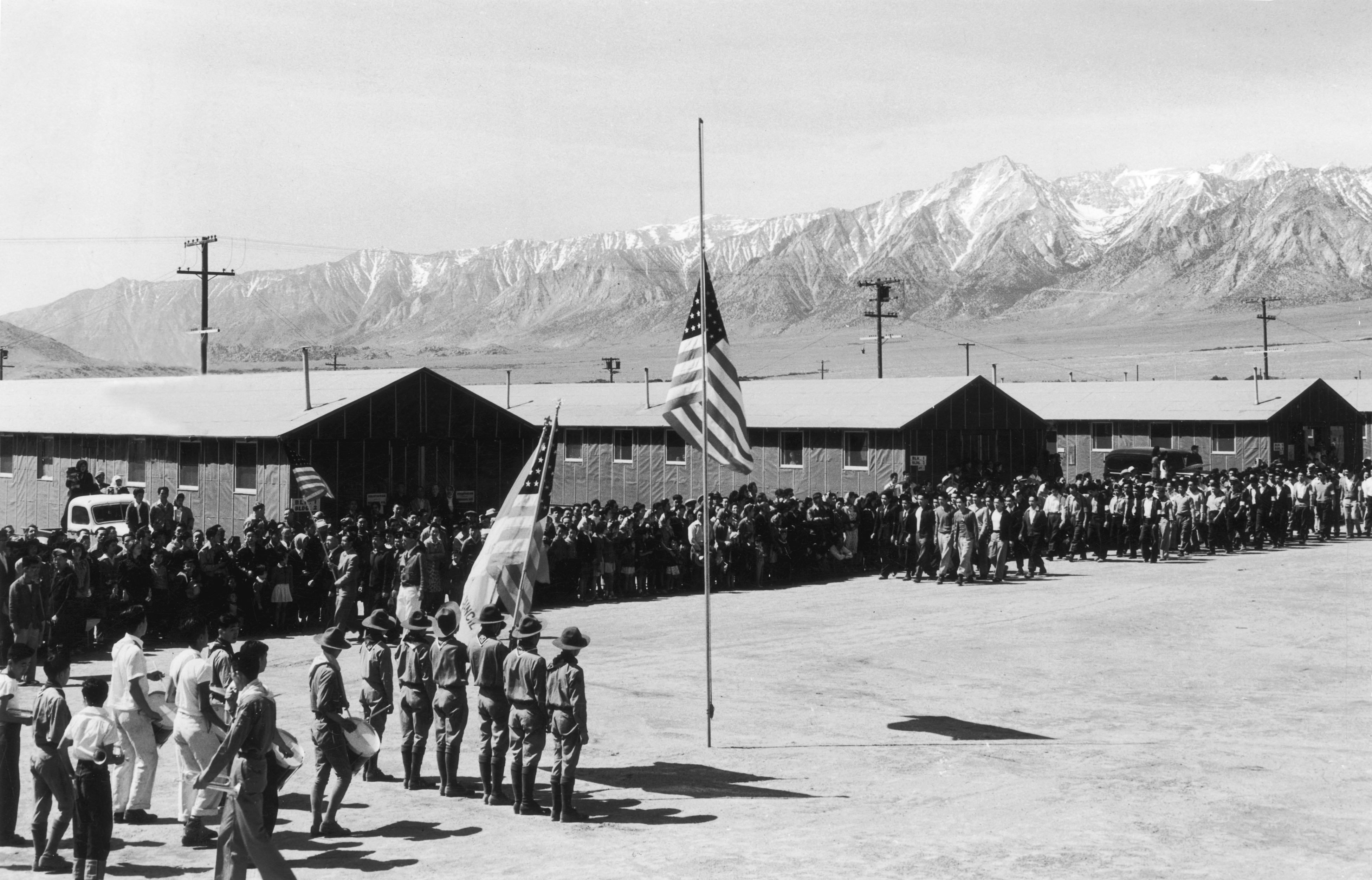 A Brief History Of Us Concentration Camps